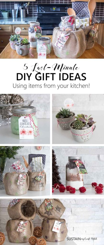 5 Quick And Easy Last Minute Gifts You